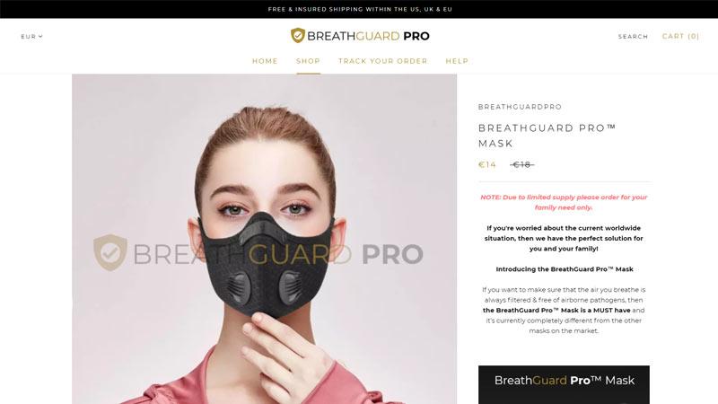breathguardpro.com